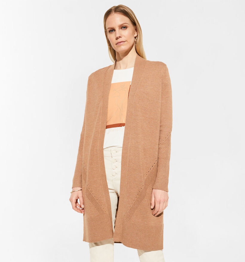 comma Zwarte Cardigan (280340)