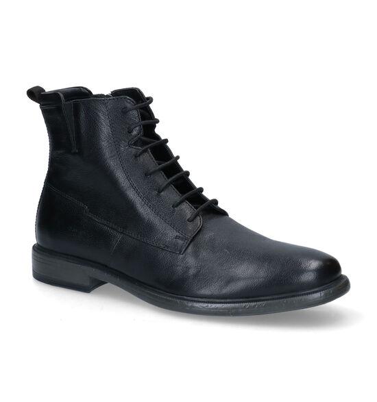 Geox Terence Chaussures hautes en Noir