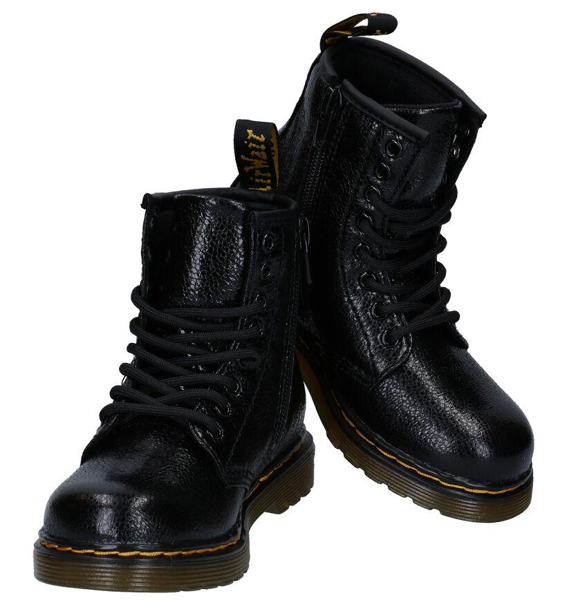 Dr. Martens 1460 Bottines en Noir en simili cuir (277260)
