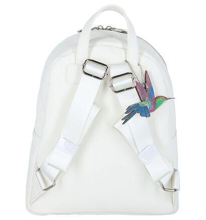 Kisses of Pearl Sacs à dos en Blanc en simili cuir (236298)