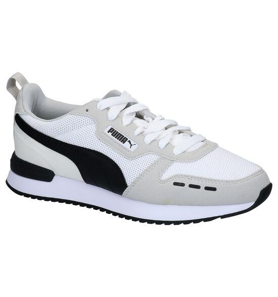 Puma Wit/Ecru Sneakers