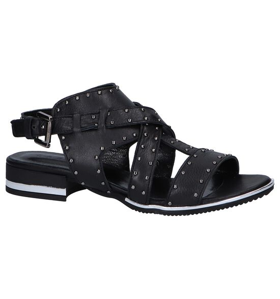 Zwarte Sandalen Baboos