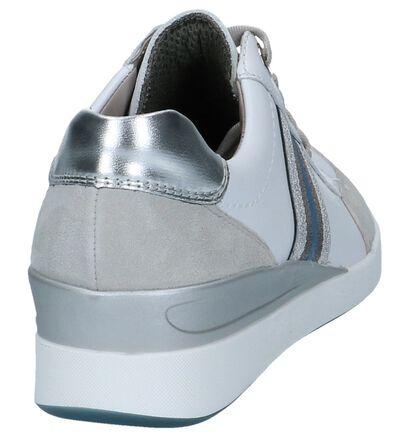 Ara Chaussures à lacets en Blanc en daim (246296)