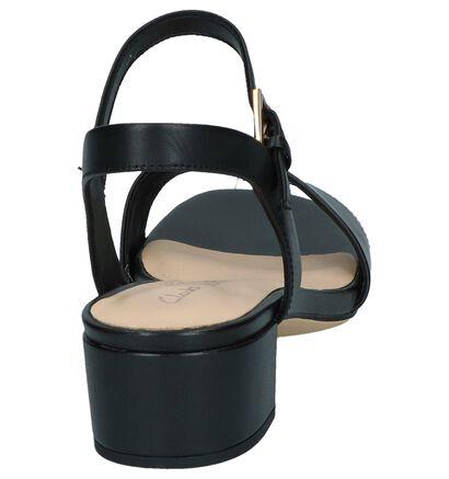 Clarks Sandales à talons  (Blanc), Noir, pdp