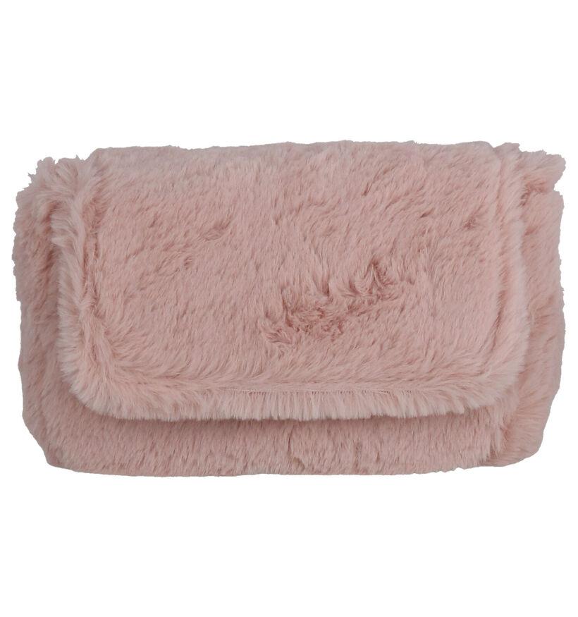 Dolce C. Sac porté croisé en Pastel en textile (263864)