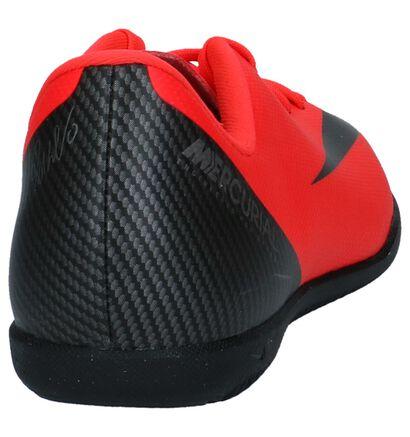 Nike Vapor Chaussures de foot en Rouge en textile (235579)
