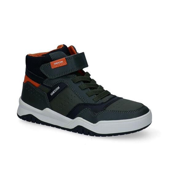 Geox Perth Chaussures hautes en Kaki