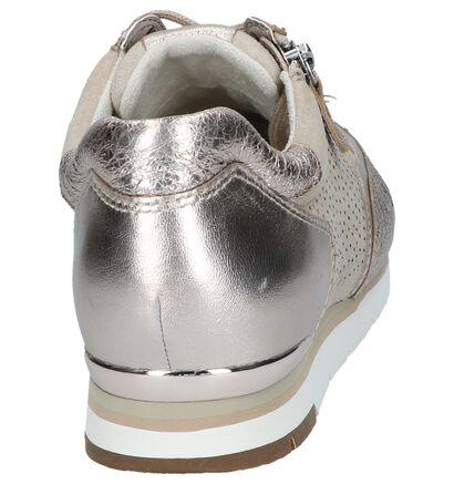 Gabor Best Fitting Chaussures basses en Or en cuir (245387)