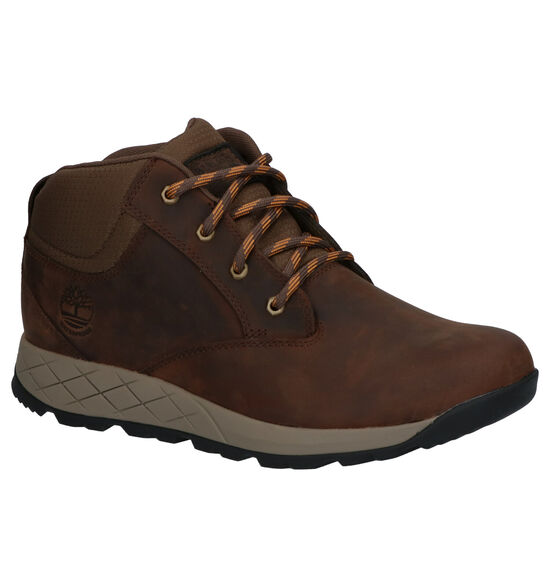 Timberland Tuckerman Mid Bottines en Marron