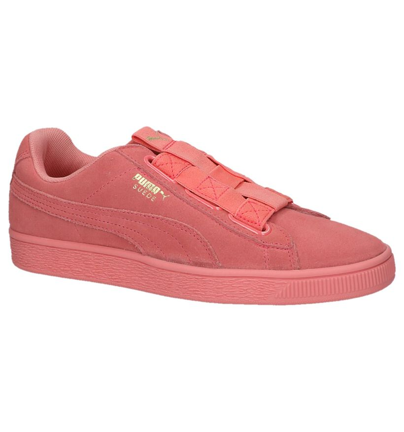 Puma Suede Maze Turquoise Sneakers in daim (209951)