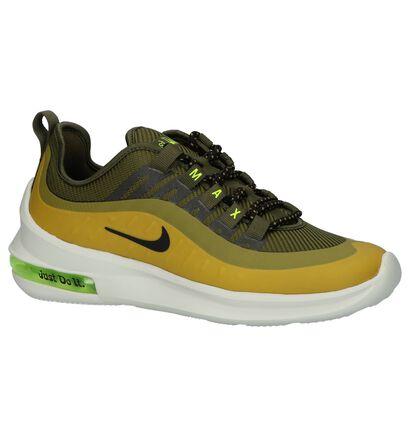 Zwart/Grijze Nike Air Max Axis Sneakers in stof (234088)