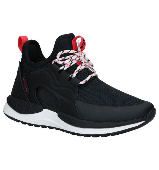 Columbia Aurora Zwarte Slip-on Sneakers