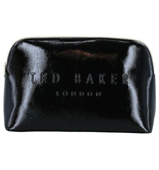 Ted Baker Aaniya Zwarte Make-up Tasje