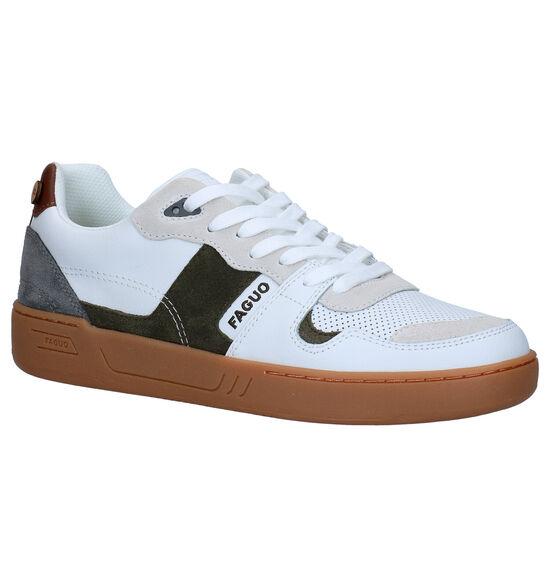 Faguo Ceiba Witte Sneakers