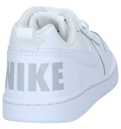 Nike Court Borough Lage Sneakers Wit , Wit, pdp