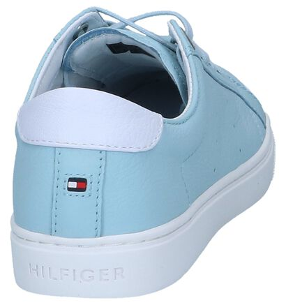 Gele Sneakers Tommy Hilfiger Pop Color City, Blauw, pdp