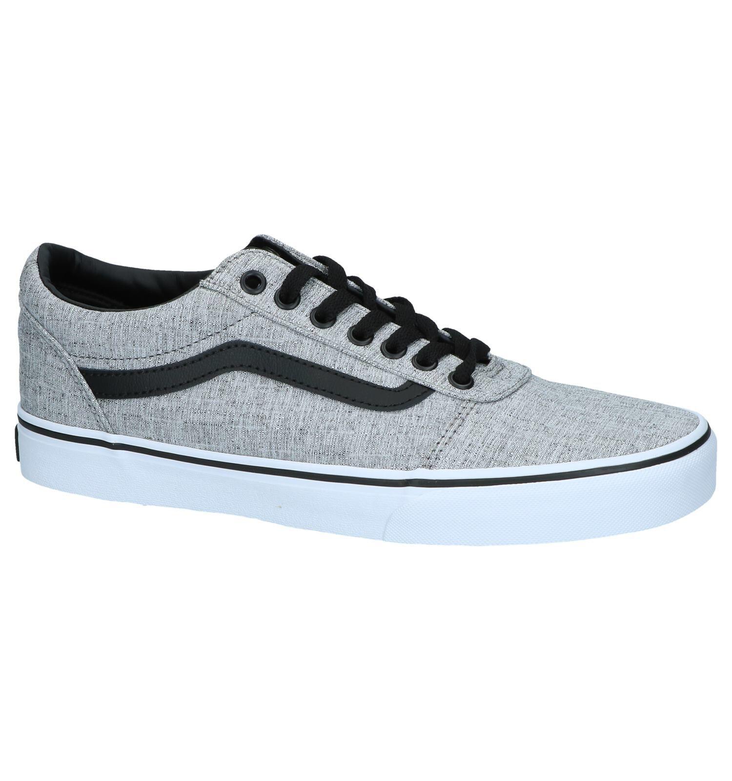 vans gris clair