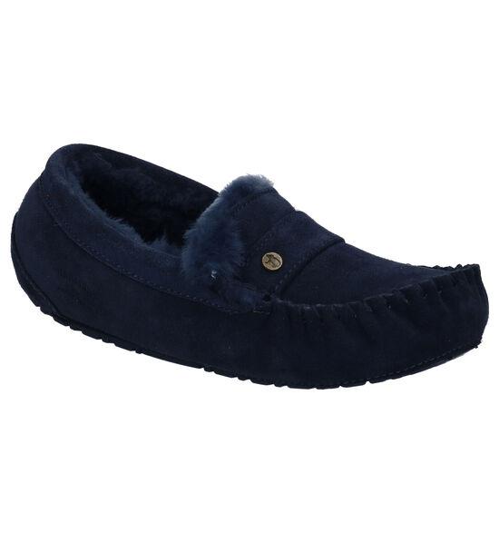 Warmbat Nowra Blauwe Pantoffels