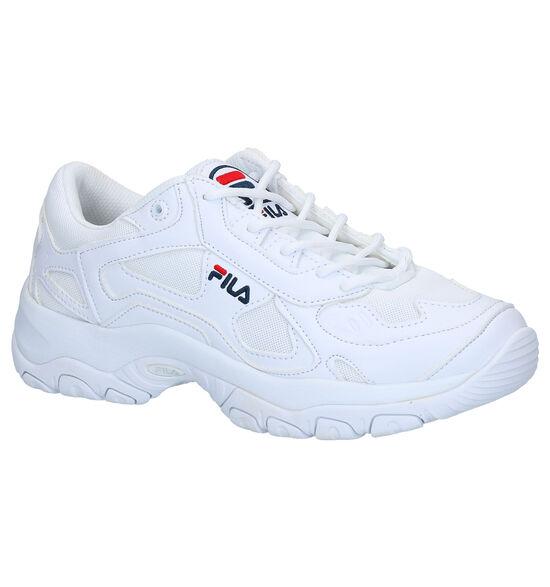 Fila Select Low Witte Sneakers