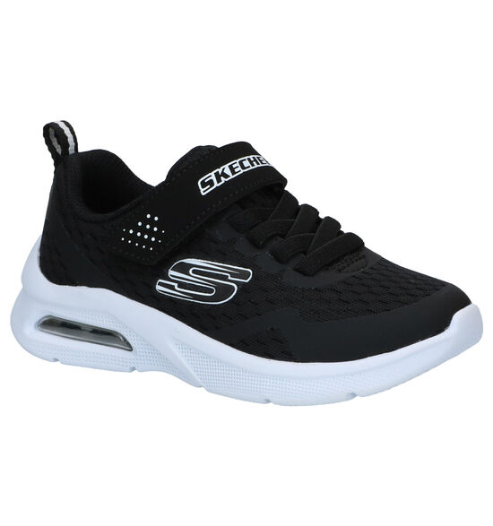 Skechers Microspec Baskets en Noir
