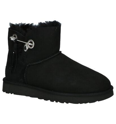 Zwarte Boots UGG Josey, Zwart, pdp