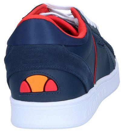 Witte Sneakers Ellesse, Blauw, pdp