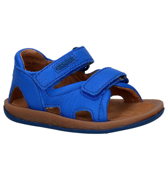 Camper Bisho Blauwe Sandalen