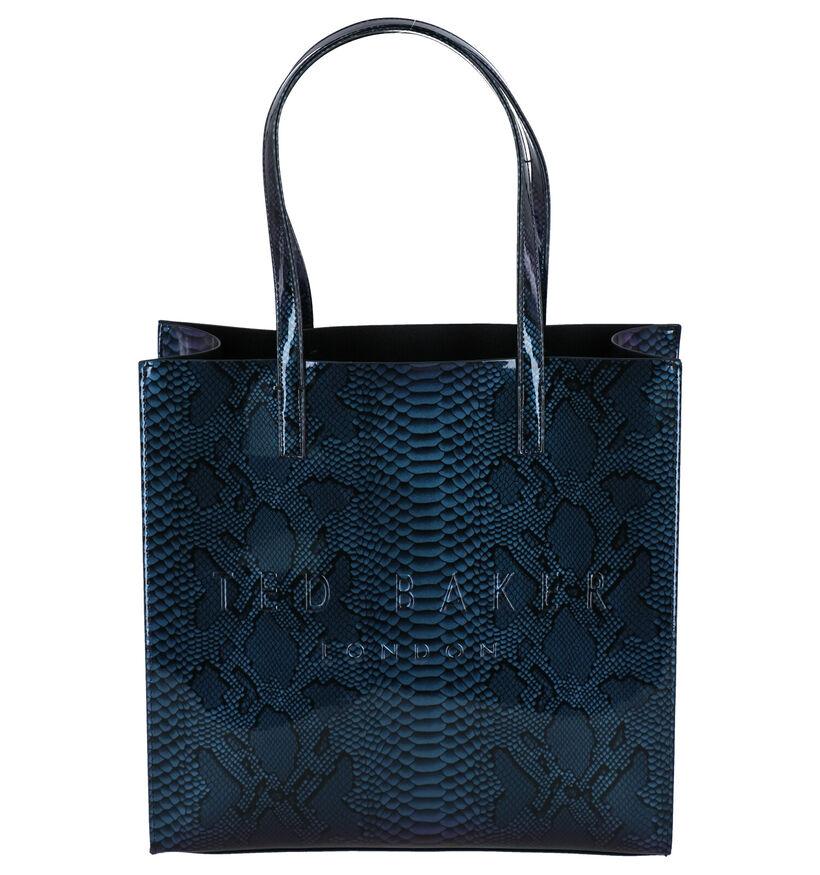 Ted Baker Jemacon Blauwe Shopper tas in kunststof (280409)