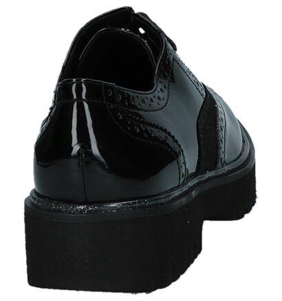 Tamaris Chaussures à lacets  (Bleu foncé), Noir, pdp