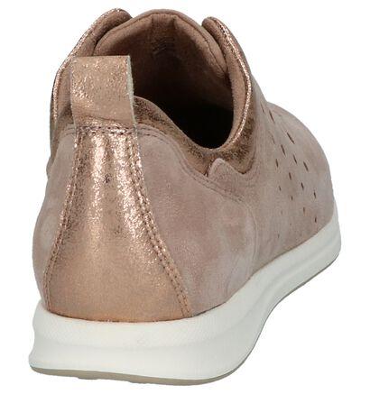 Donker Roze Slip-on Sneakers Tamaris, Roze, pdp