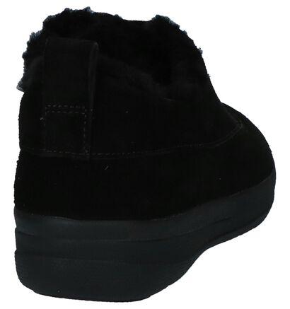 FitFlop Baskets basses en Noir en daim (225603)