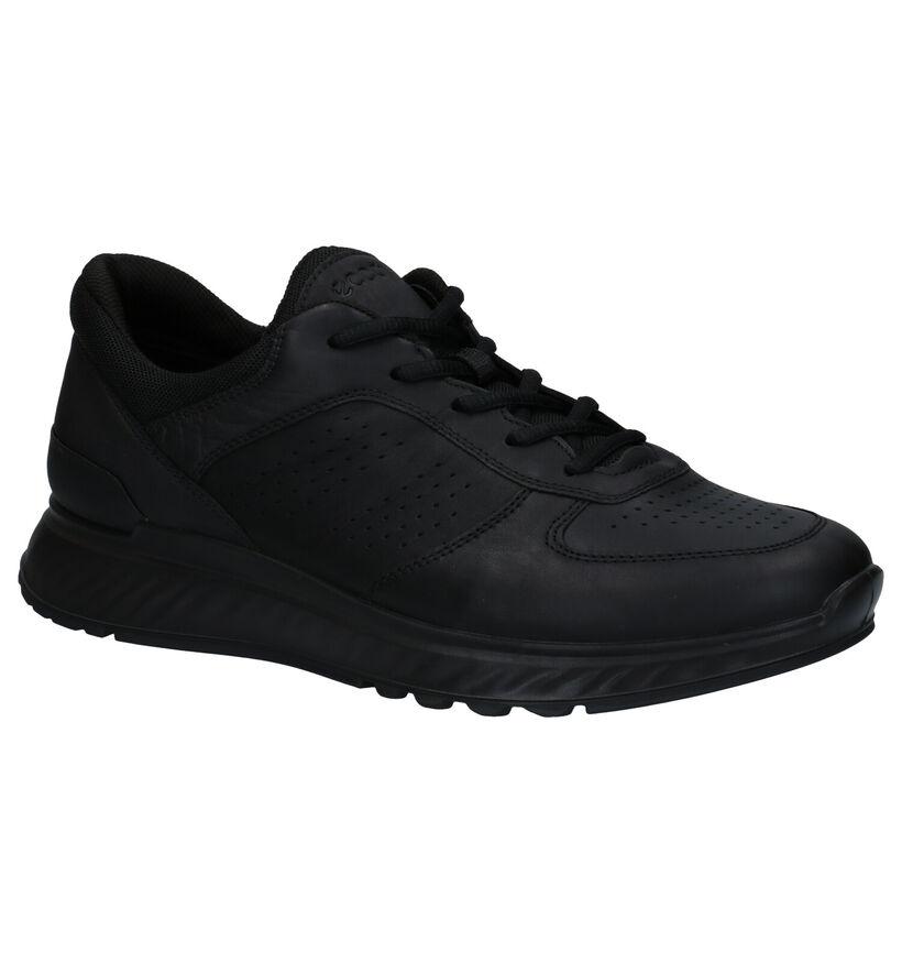 ECCO Exostride Baskets en Noir en cuir (280872)