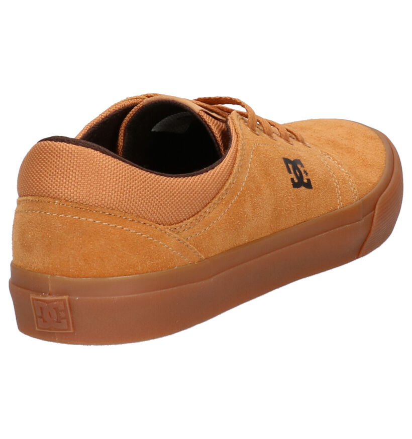 DC Shoes Trase SD Sneakers en Naturelle en daim (254812)
