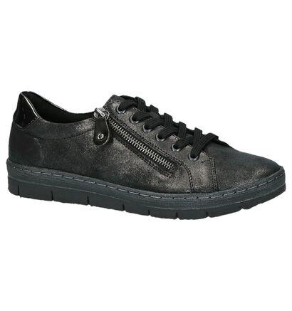 Remonte Chaussures à lacets en Gris foncé en nubuck (222568)