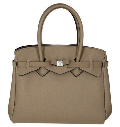 Save My Bag Miss Handtas Goud in stof (237111)