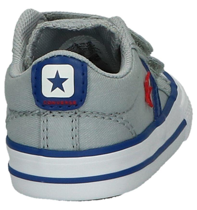 Converse Starplayer 2V OX Sneakers en Noir en textile (266030)
