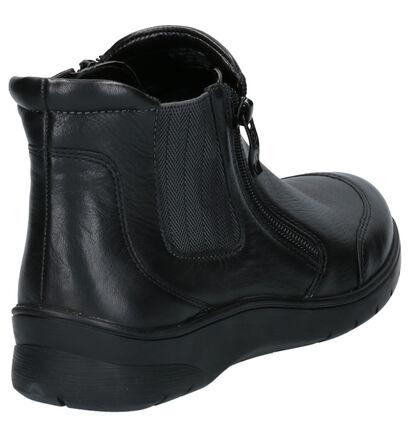 Ara Bottines en Noir en cuir (260847)