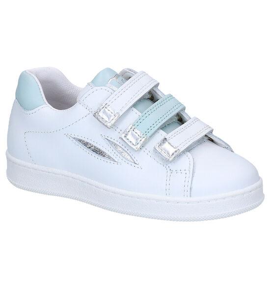 Little David Patou Chaussures à velcro en Blanc