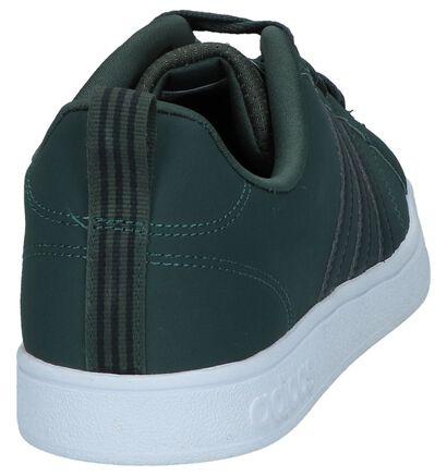 adidas VS Advantage Baskets en Gris en simili cuir (241567)