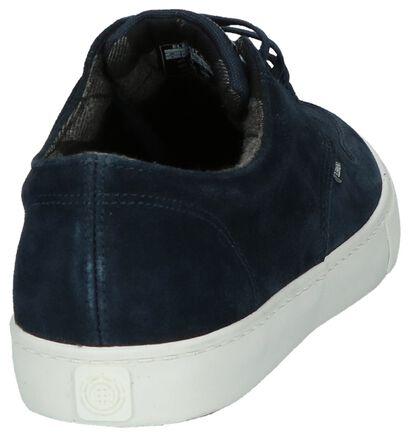 Element Topaz C3 Zwarte Skateschoenen in daim (254899)