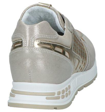 NeroGiardini Chaussures slip-on en Or en cuir (211602)