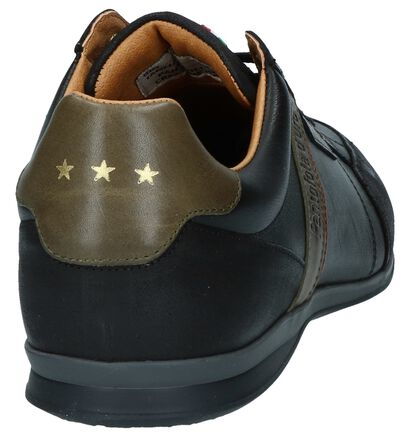 Pantofola d'Oro Chaussures basses  (Bleu foncé), Noir, pdp