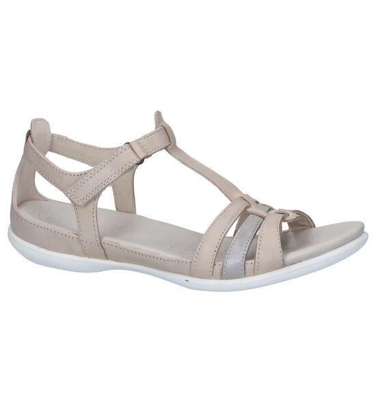 Ecru Sandalen ECCO Flash