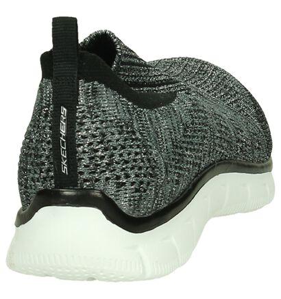 Skechers Baskets sans lacets  (Noir), Noir, pdp