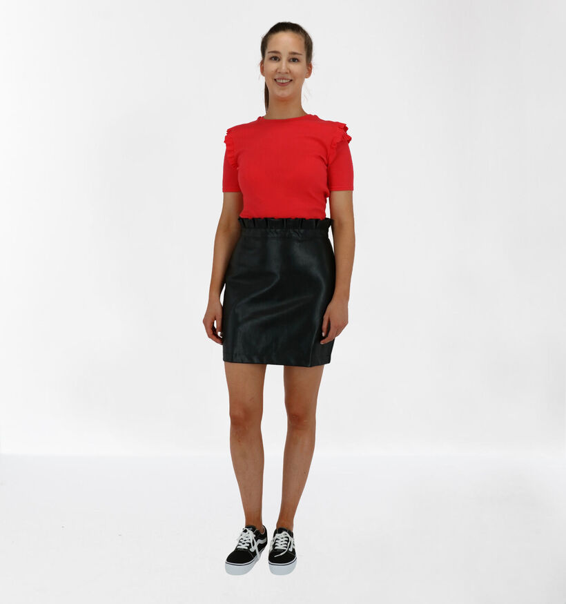 Lofty Manner Jupe mini en Noir (280828)