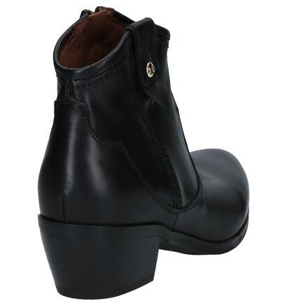 NeroGiardini Bottines en Noir en cuir (255320)