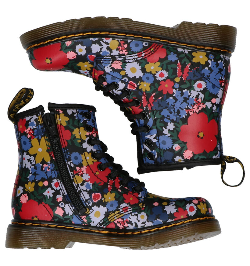 Dr. Martens 1460 Bottines en Multicolore en cuir (277269)