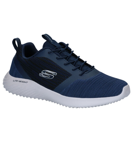 Skechers Bounder Baskets en Bleu