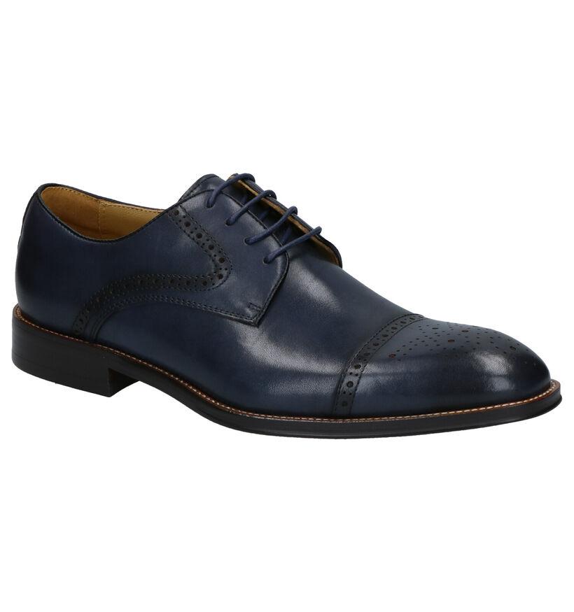 Steptronic Norman Chaussures à lacets habillées en cuir (269331)