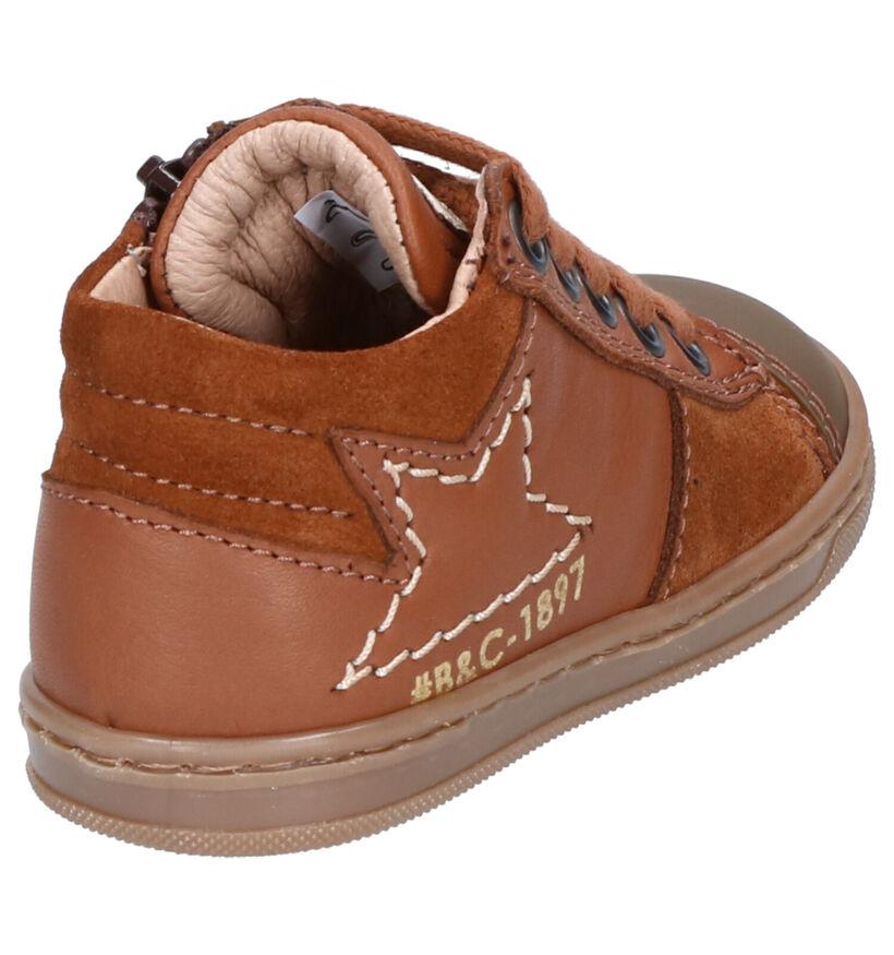 Bana & Co Chaussures pour bébé  en Cognac en cuir (257323)